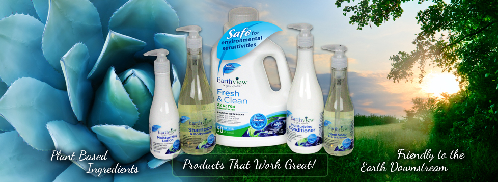 Sulfate Free personal care Products