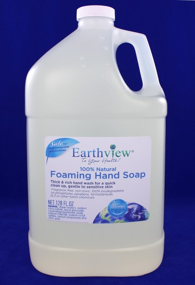 Refill Foaming Hand Soap 128 oz (1 ea./ cs pk=4)