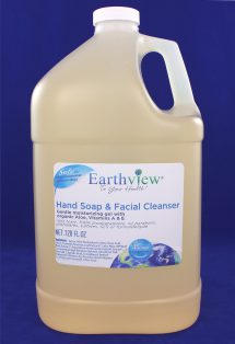 Refill Hand Soap & Facial Cleanser 128 oz. (1 ea./ cs pk=4)